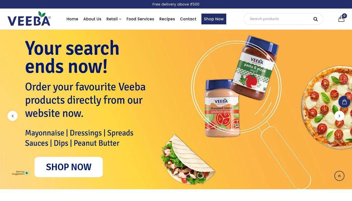 36) Veeba Foods