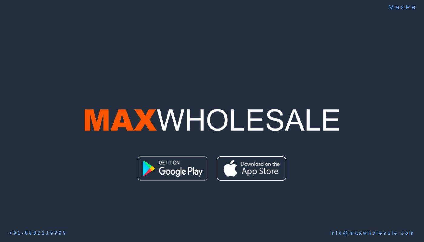 127) MaxWholesale