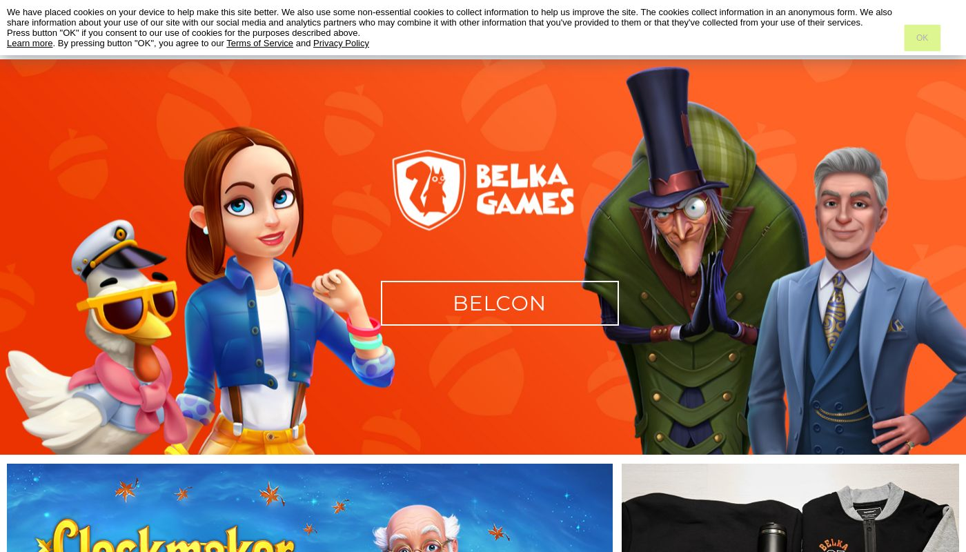 19) Belka Games