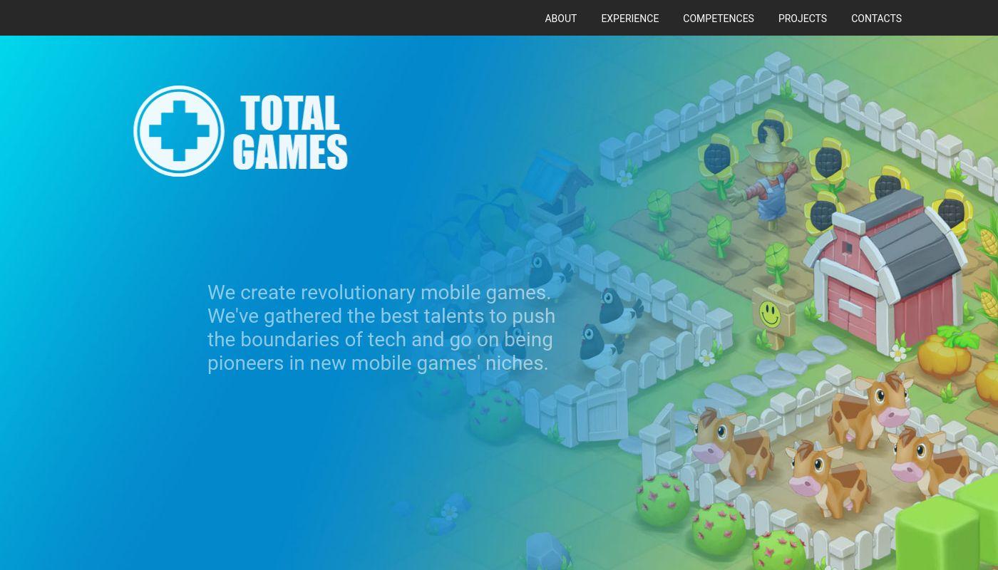 66) Total Games