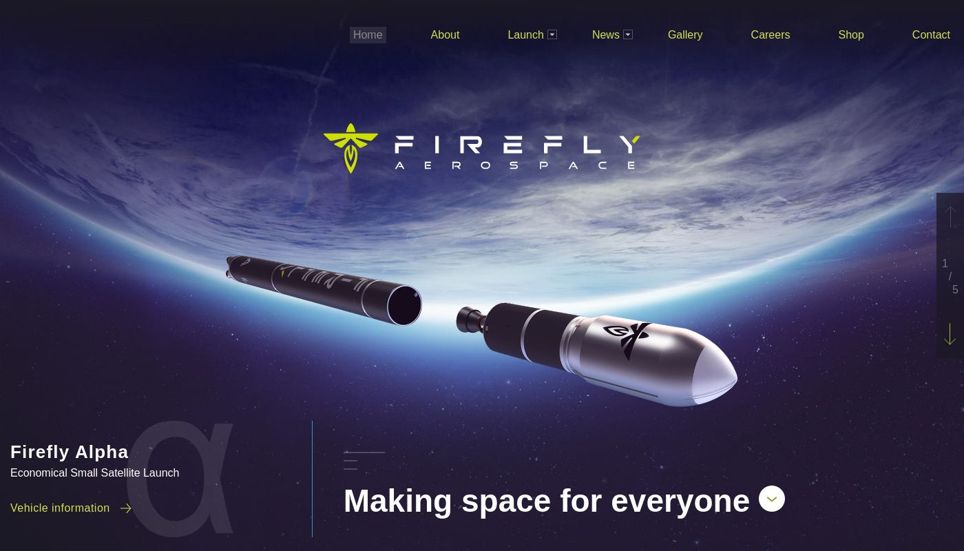 14) Firefly Aerospace