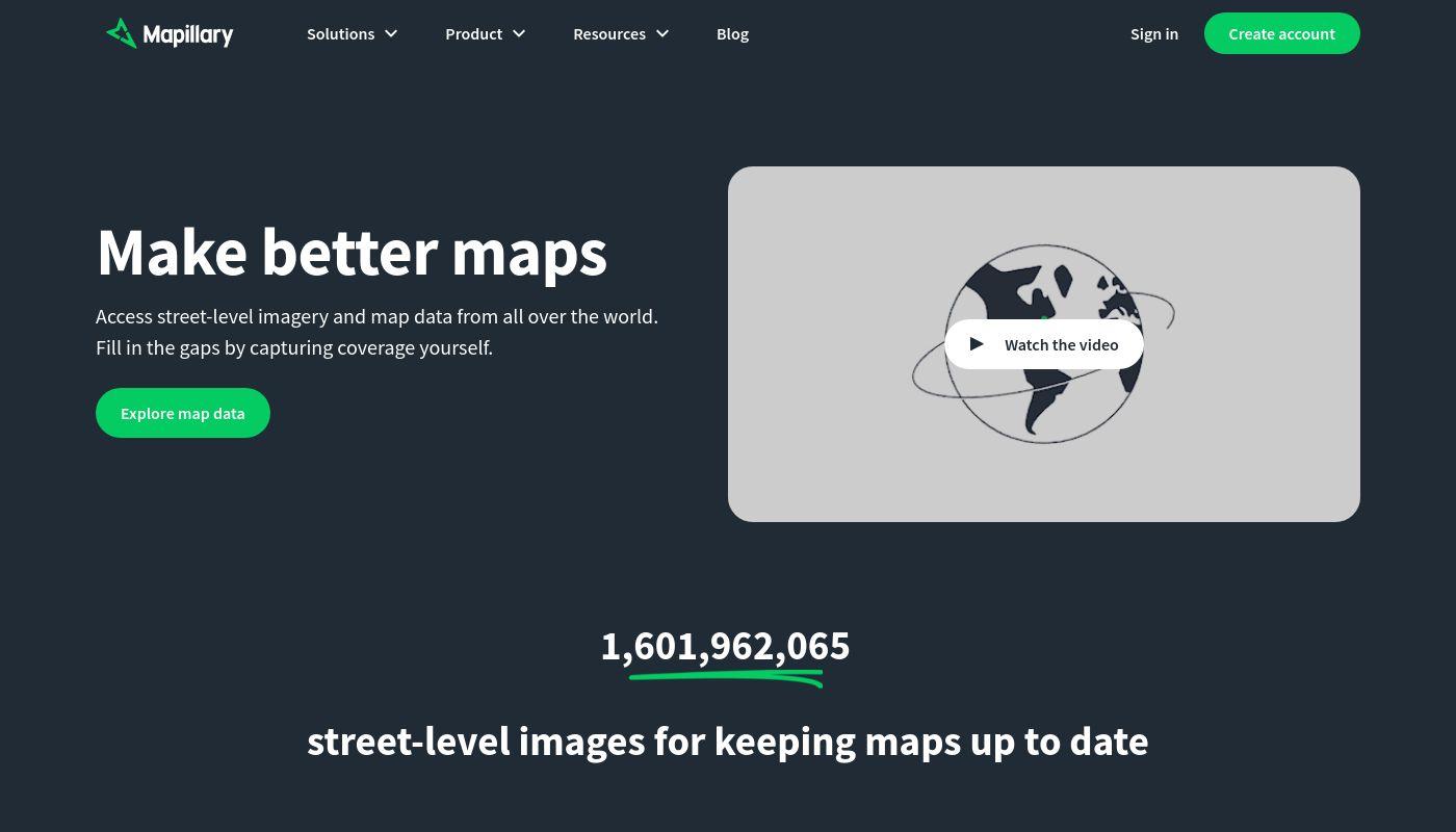 86) Mapillary