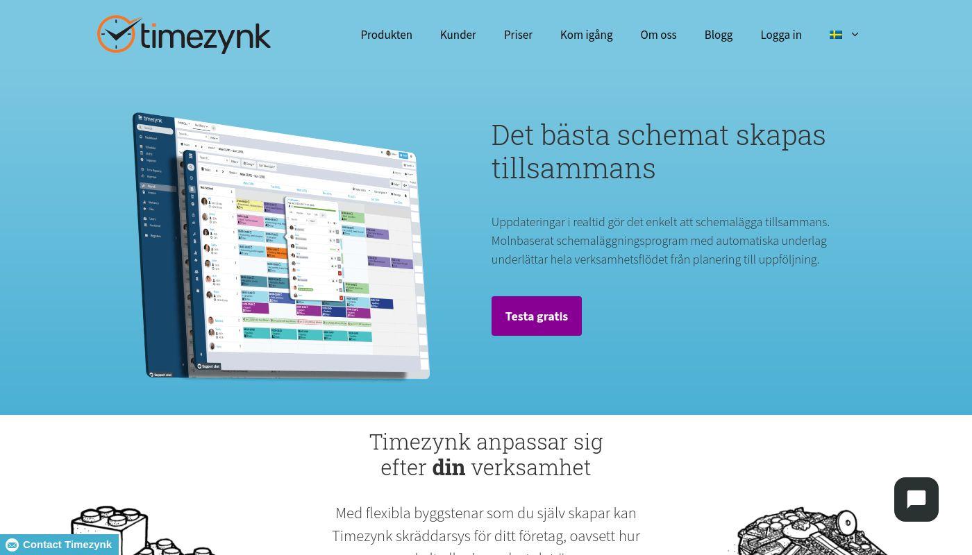 75) TimeZynk
