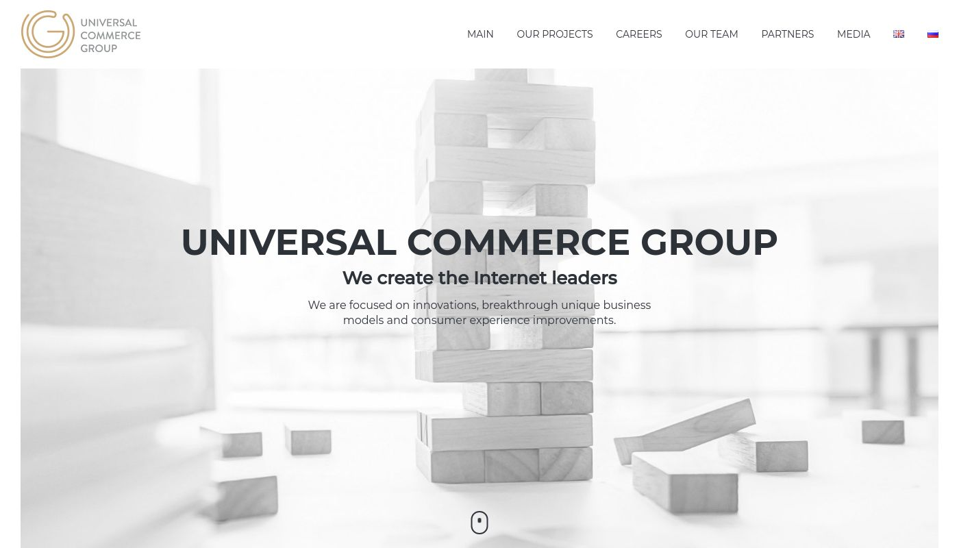 9) Universal Commerce Group