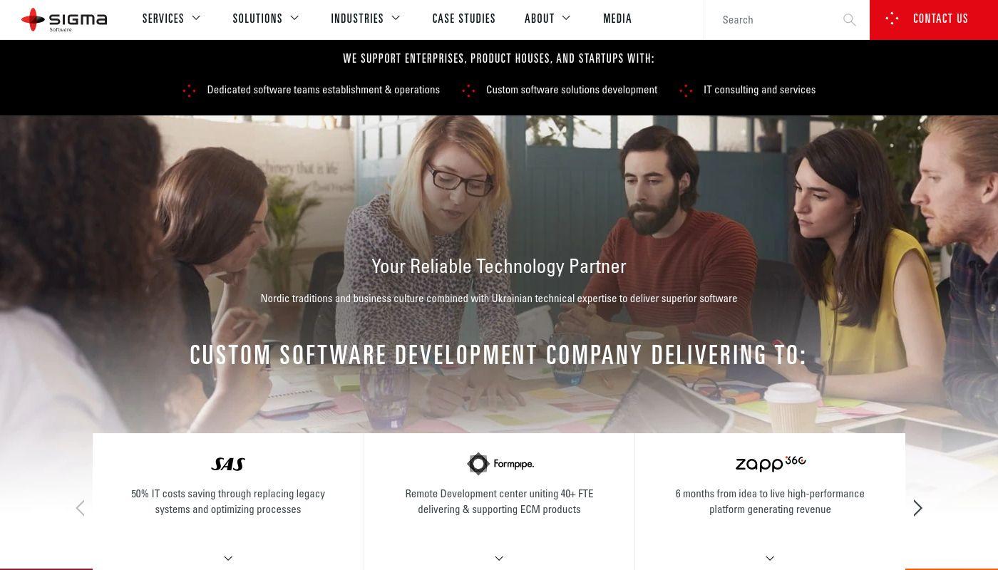 23) Sigma Software