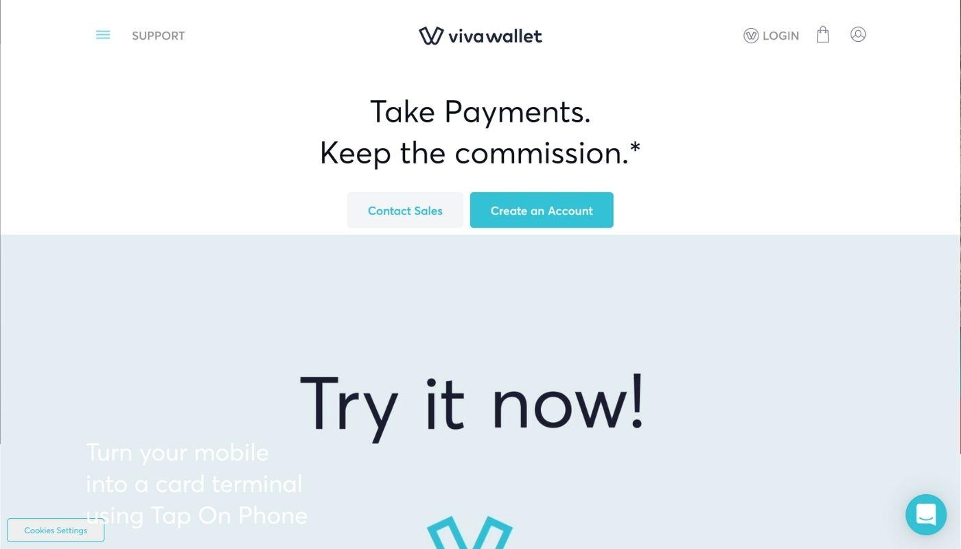 52) Viva Wallet