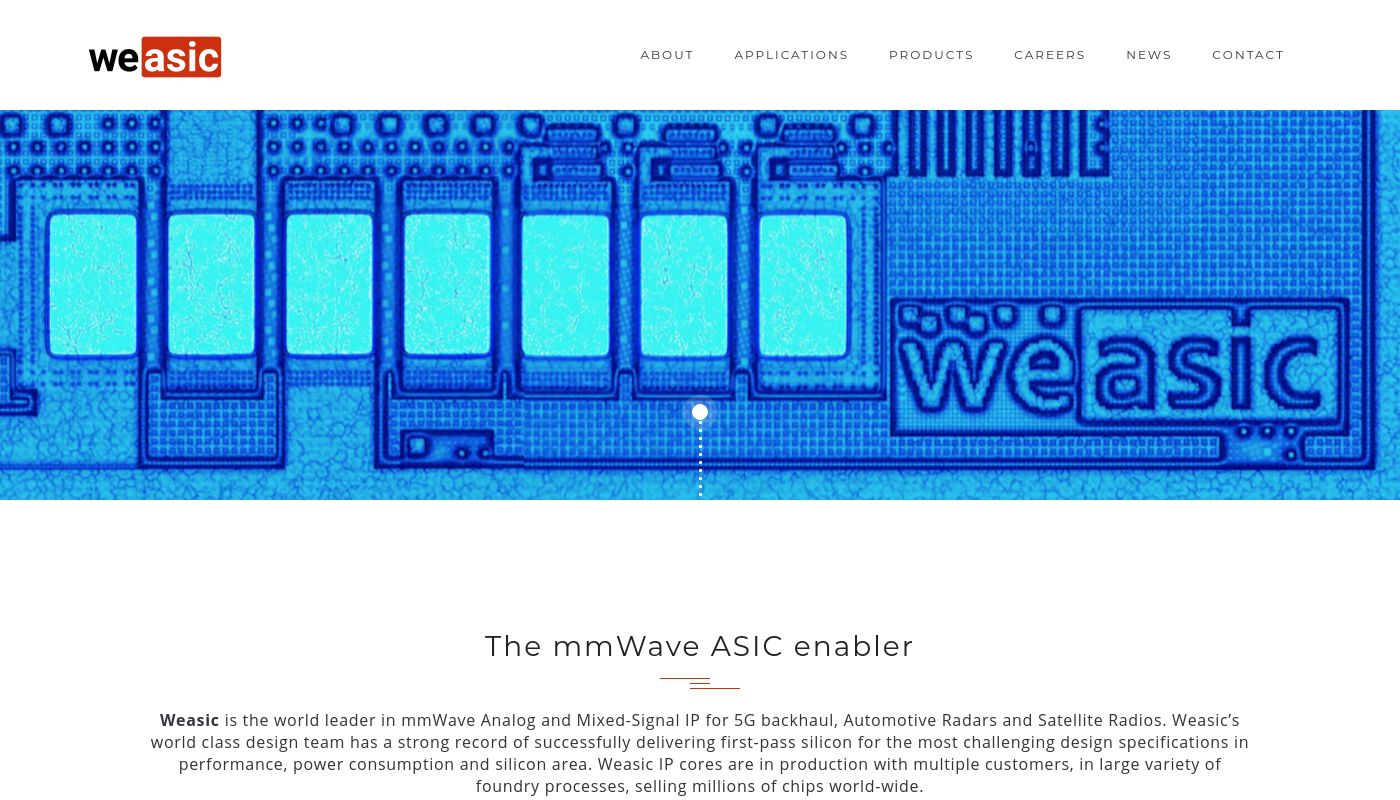 76) weasic Microelectronics