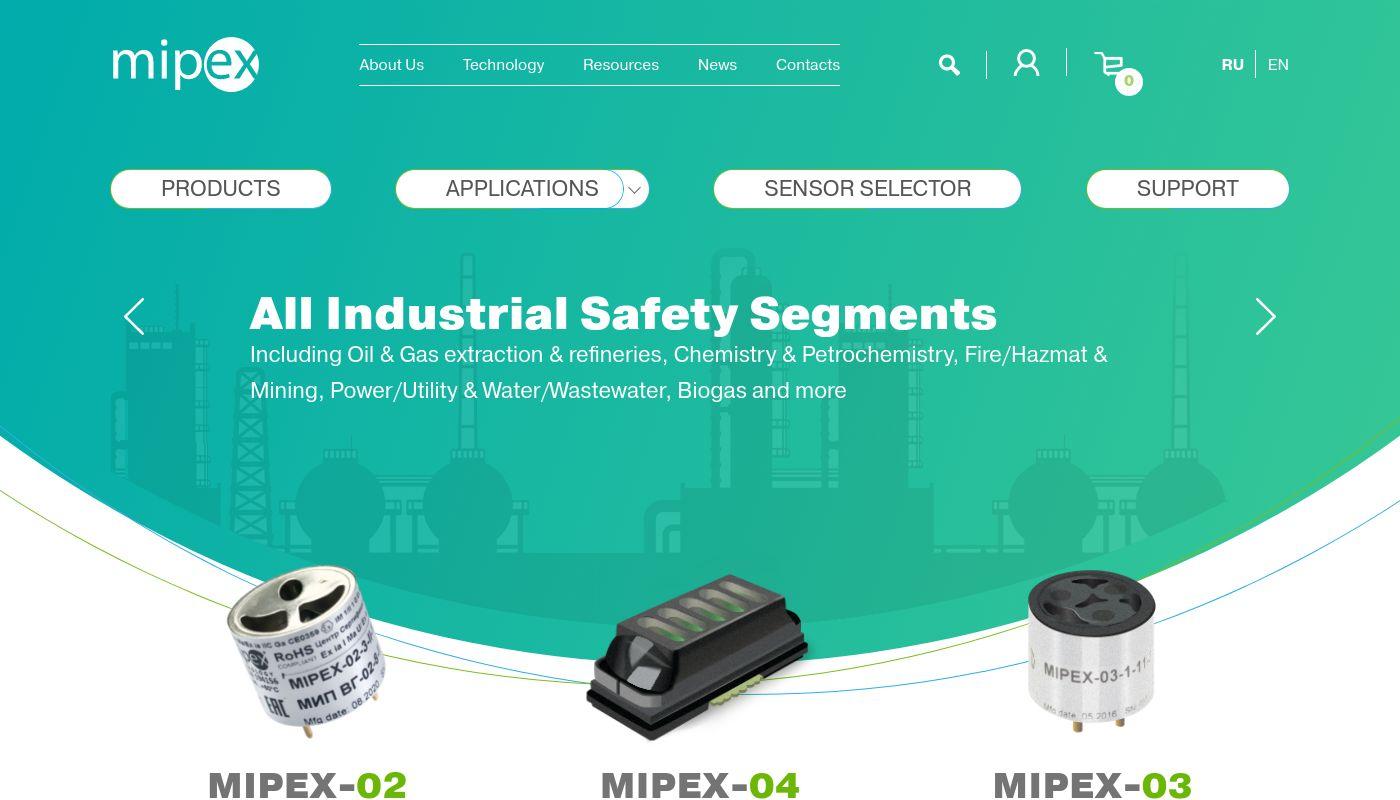 140) Mipex Technology