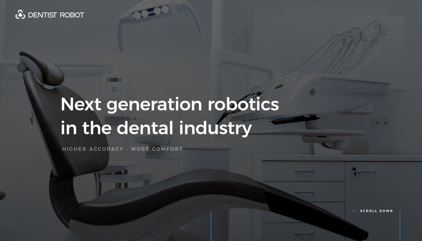 50) DentistRobot