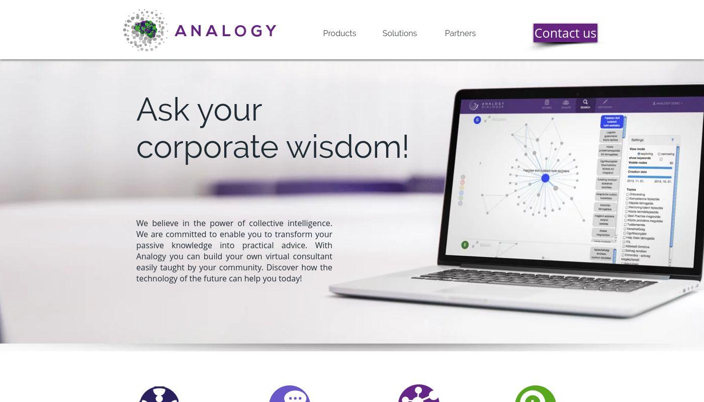 42) Analogy Co.