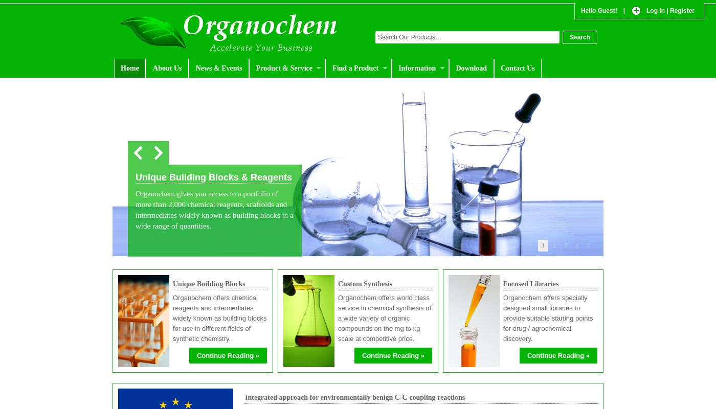 64) Organochem
