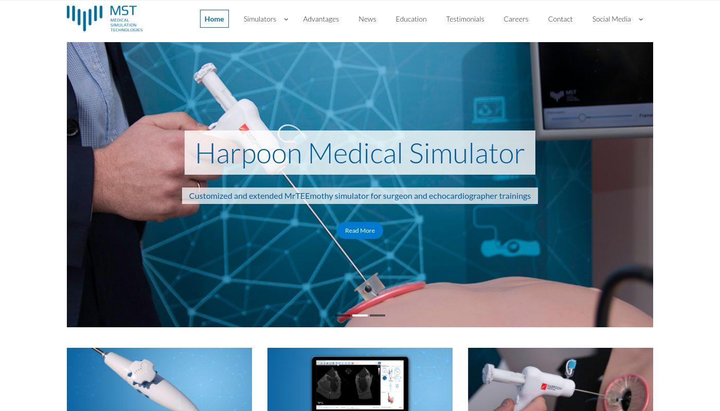 109) Medical Simulation Technologies