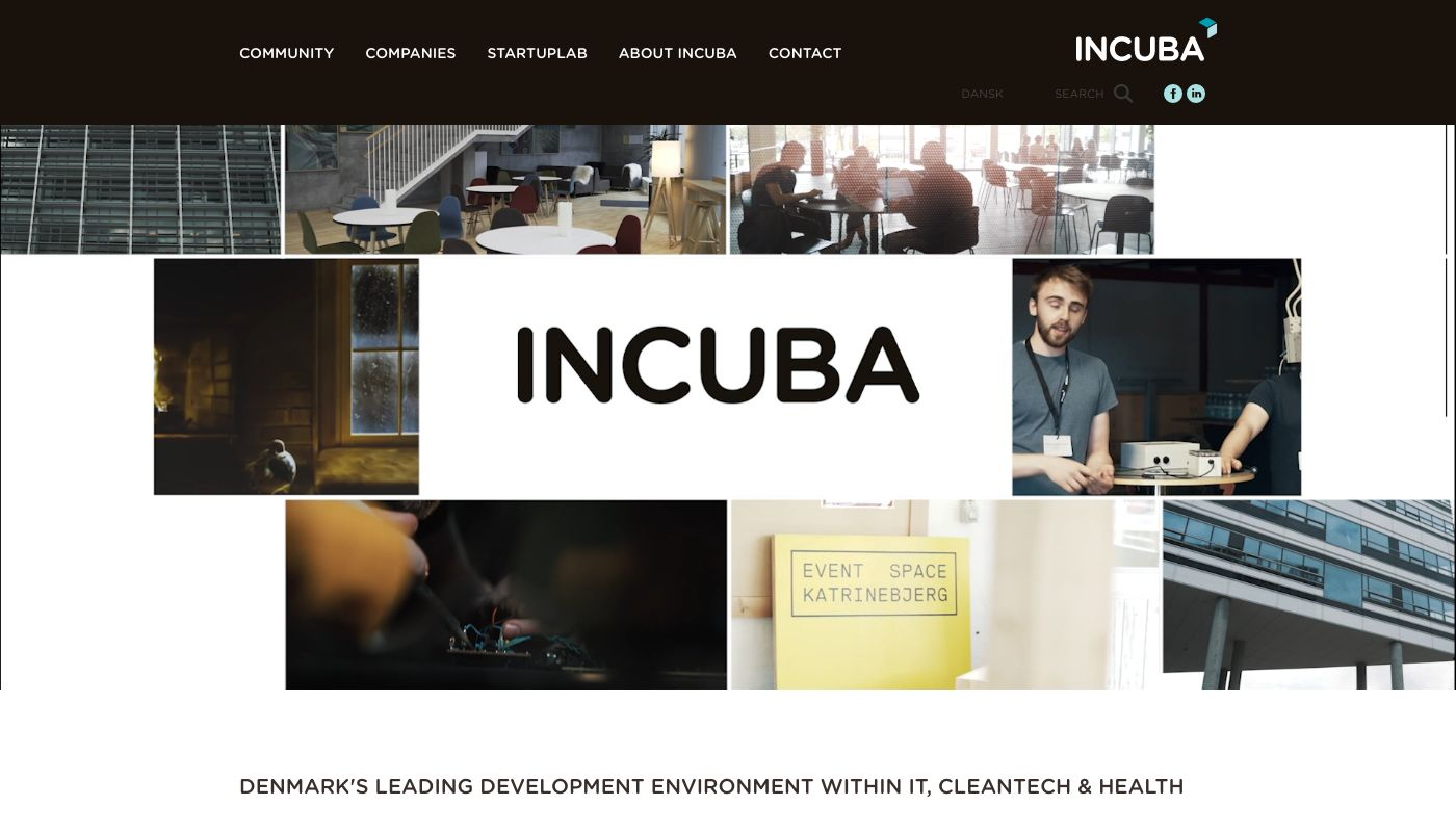 53) Incuba Venture