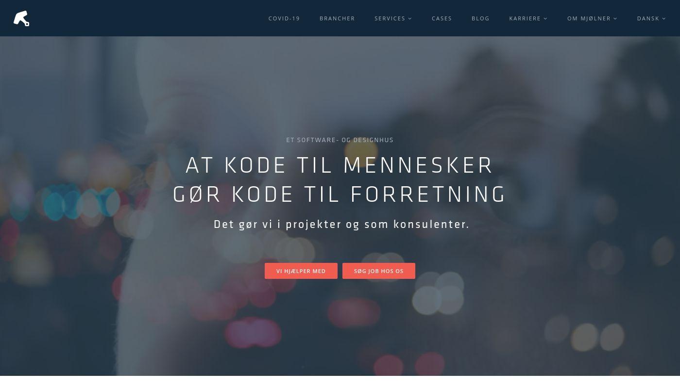 60) Mjølner Informatics