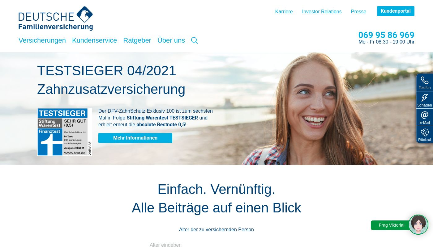 49) Deutsche Familienversicherung