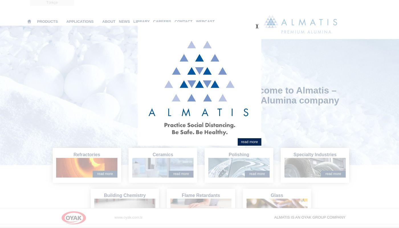 65) Almatis