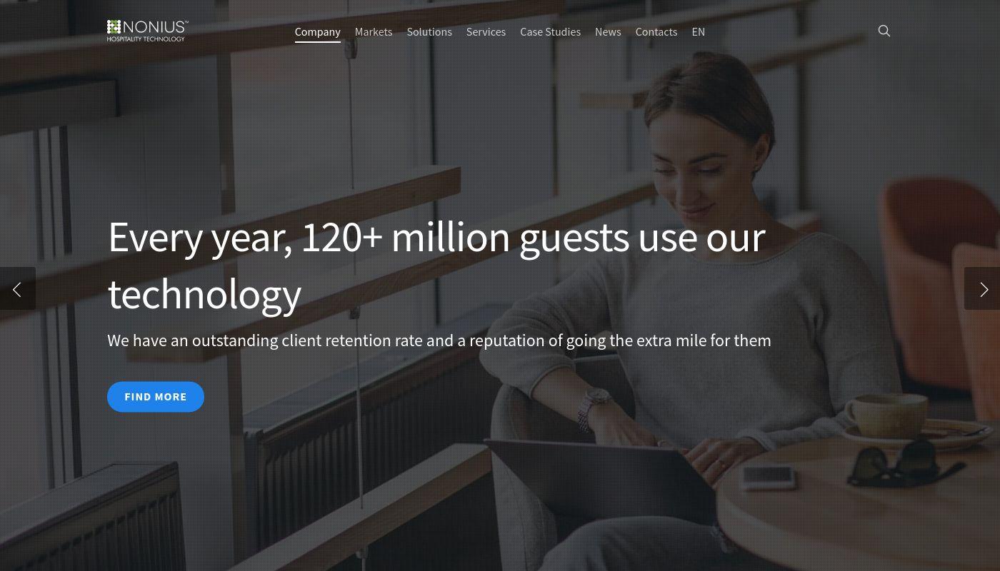 12) Nonius Hospitality Technology