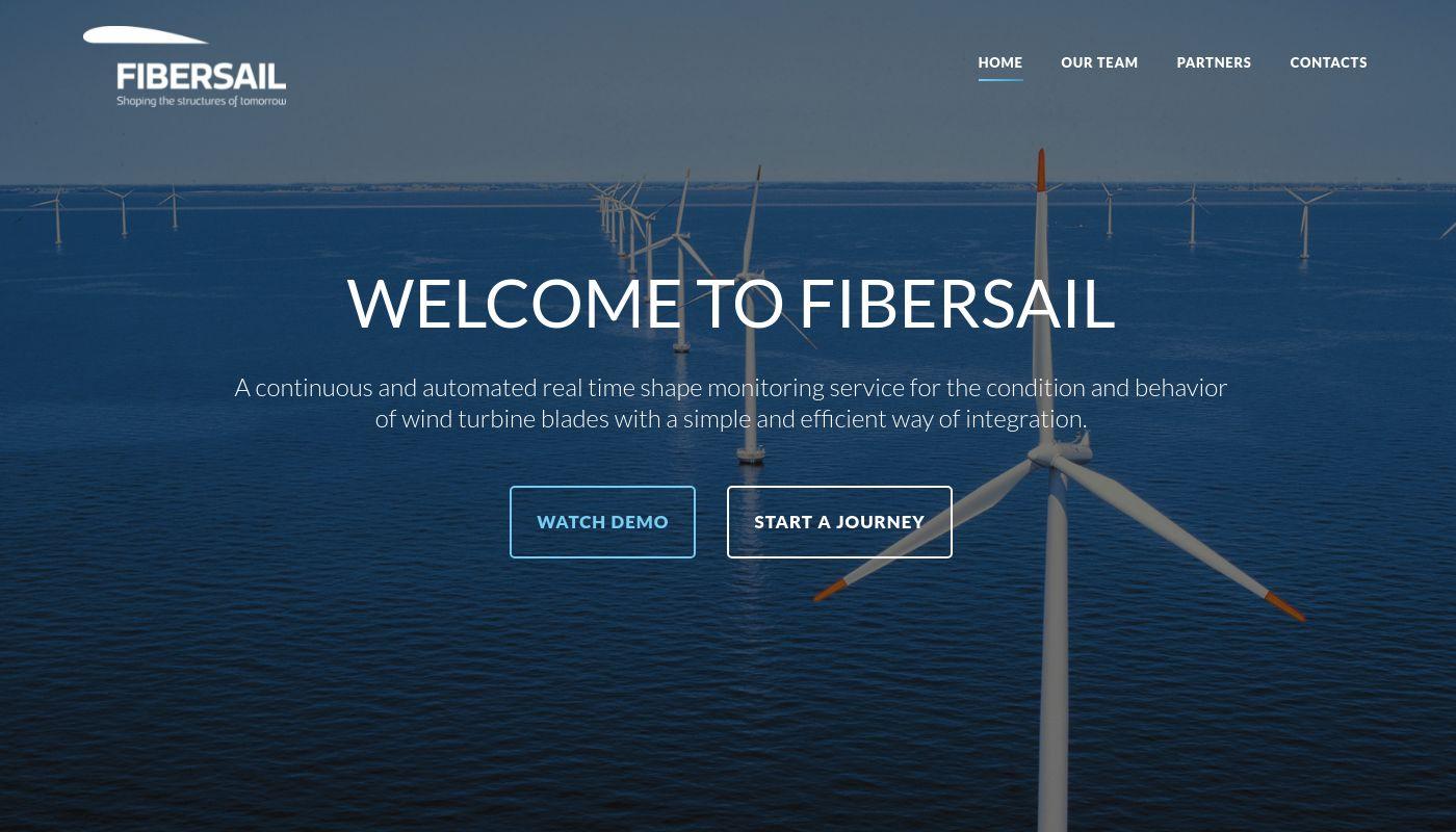 17) Fibersail