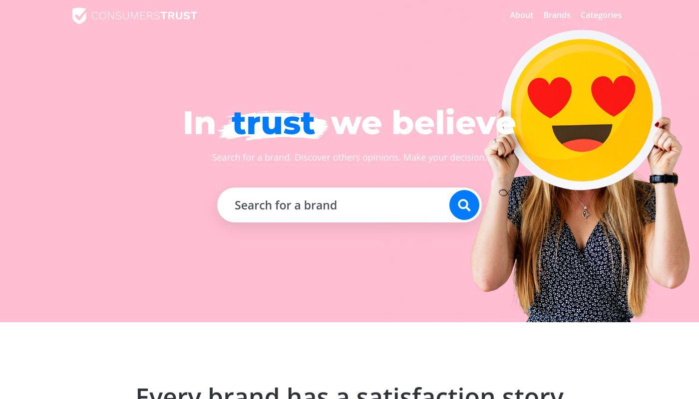 73) Consumers Trust