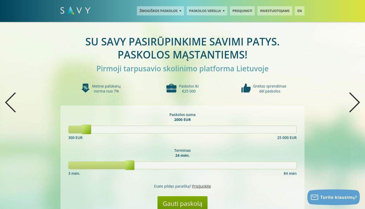 25) Savy