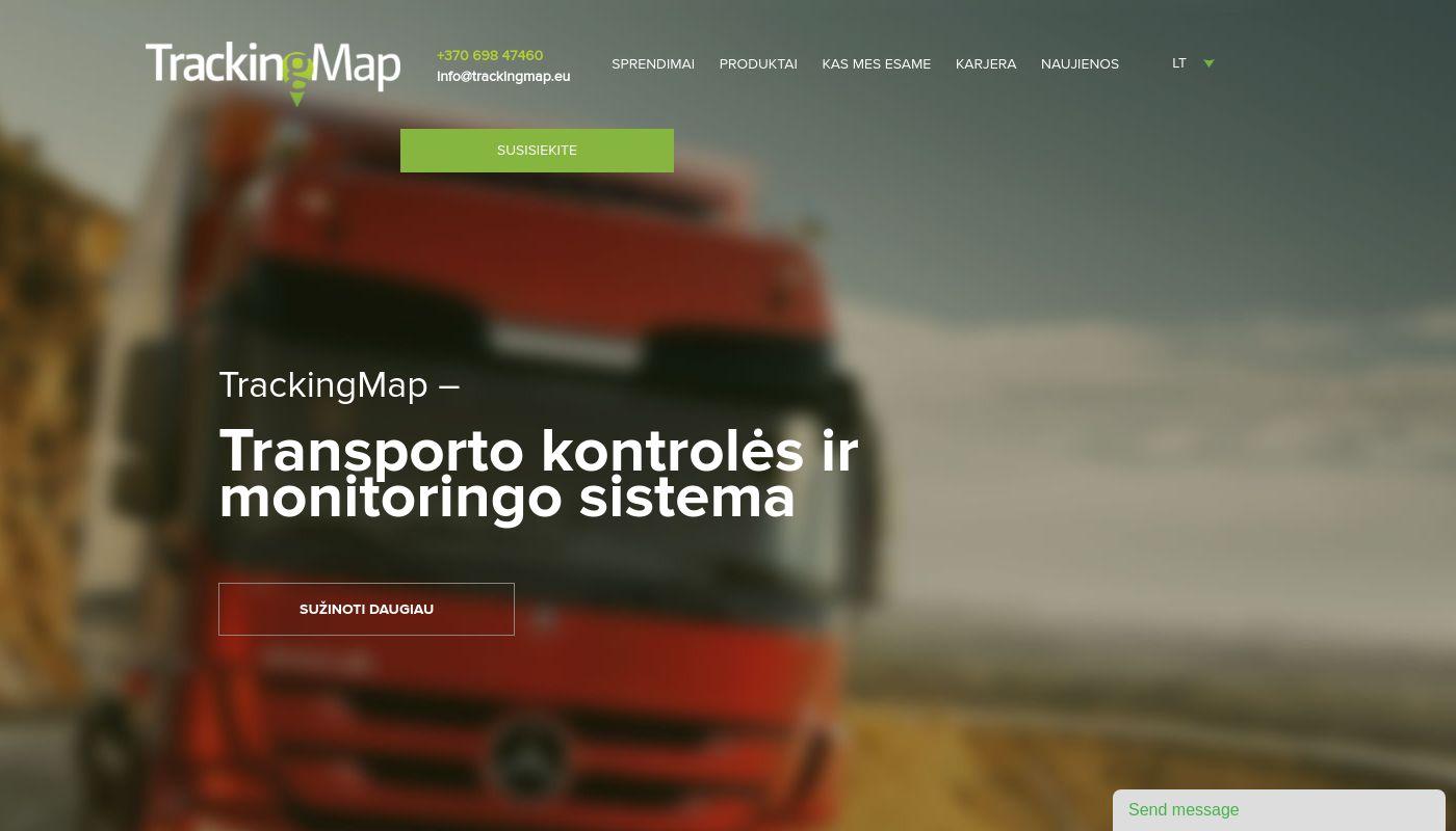 52) TrackingMap