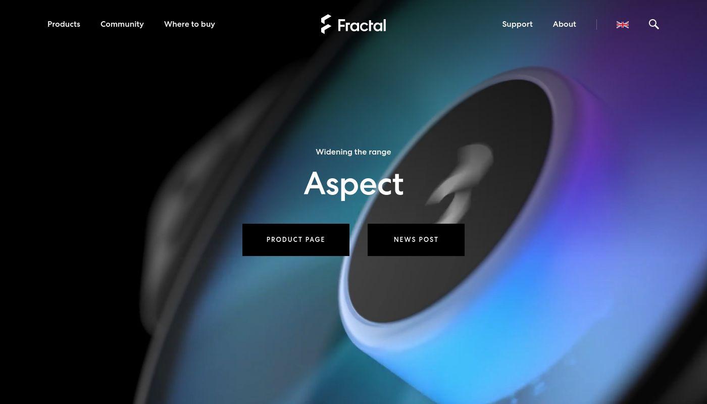 58) Fractal Design