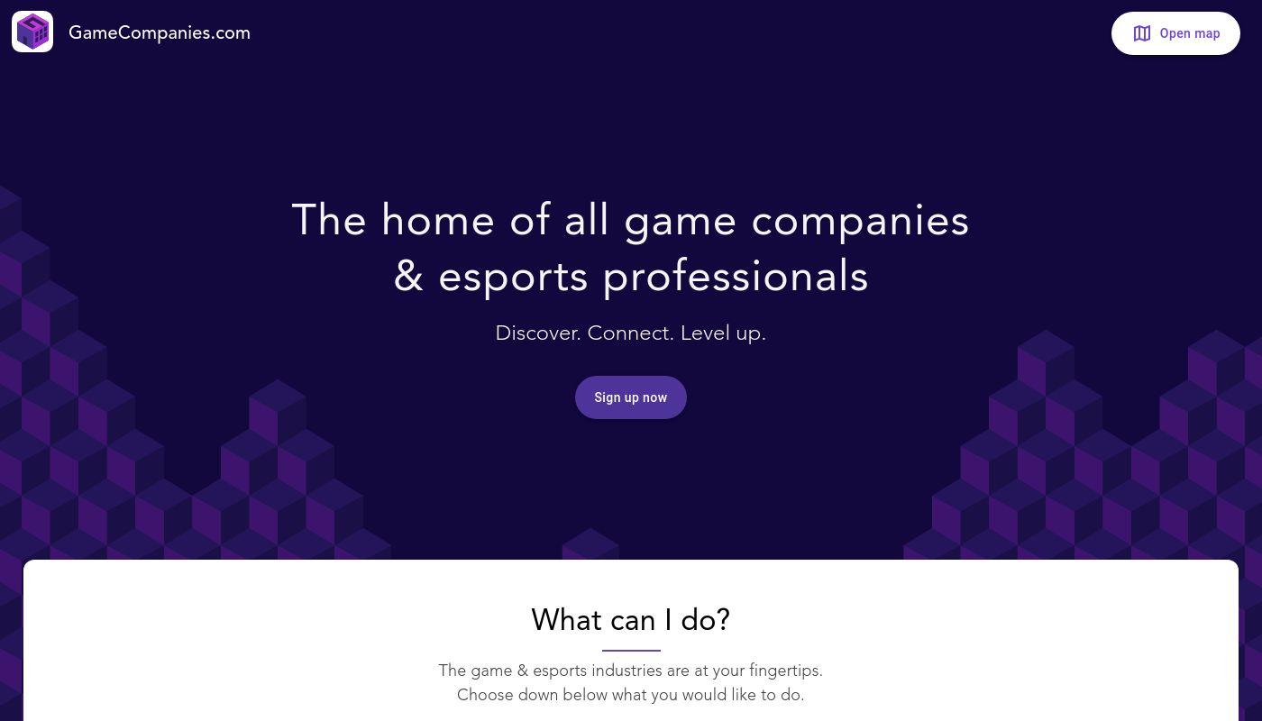 67) Game Companies