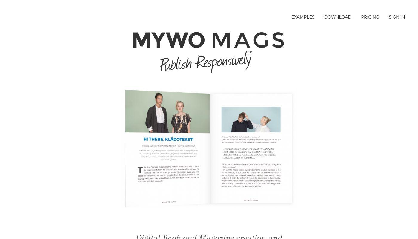 72) MYWO Mags