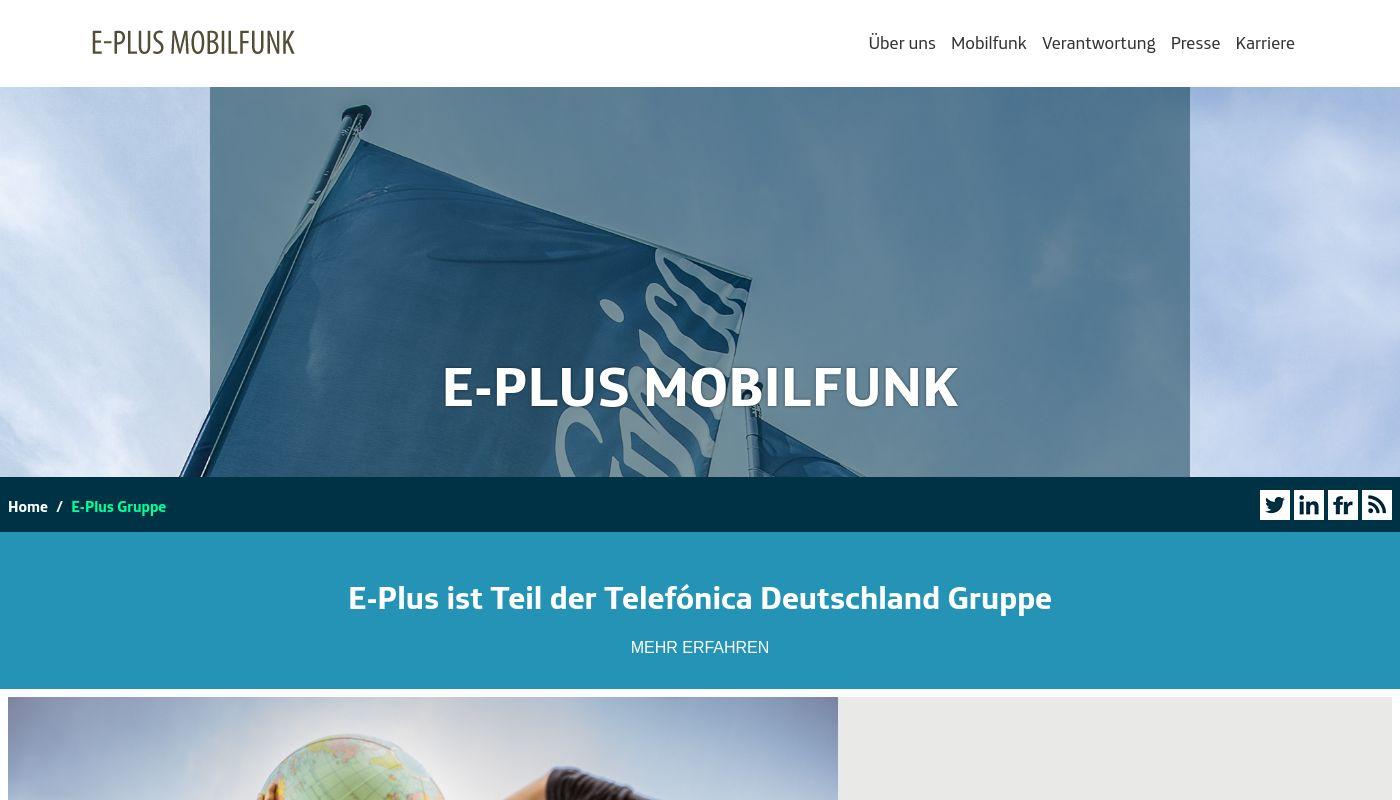 49) E-Plus Mobilfunk