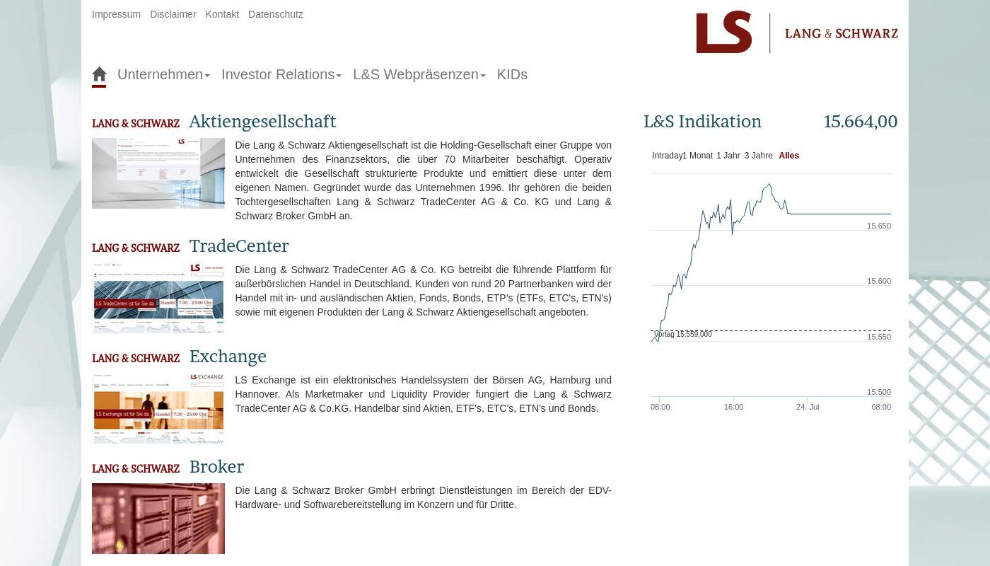 51) Lang & Schwarz