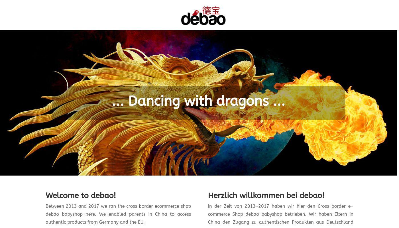 65) Debao Babyshop