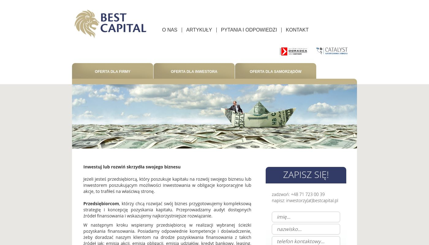 151) Best Capital