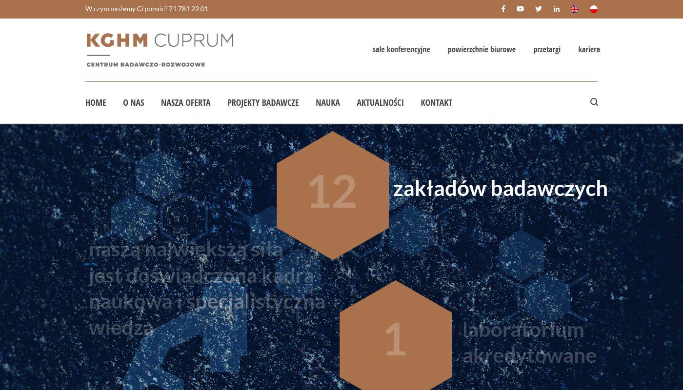 268) KGHM Cuprum