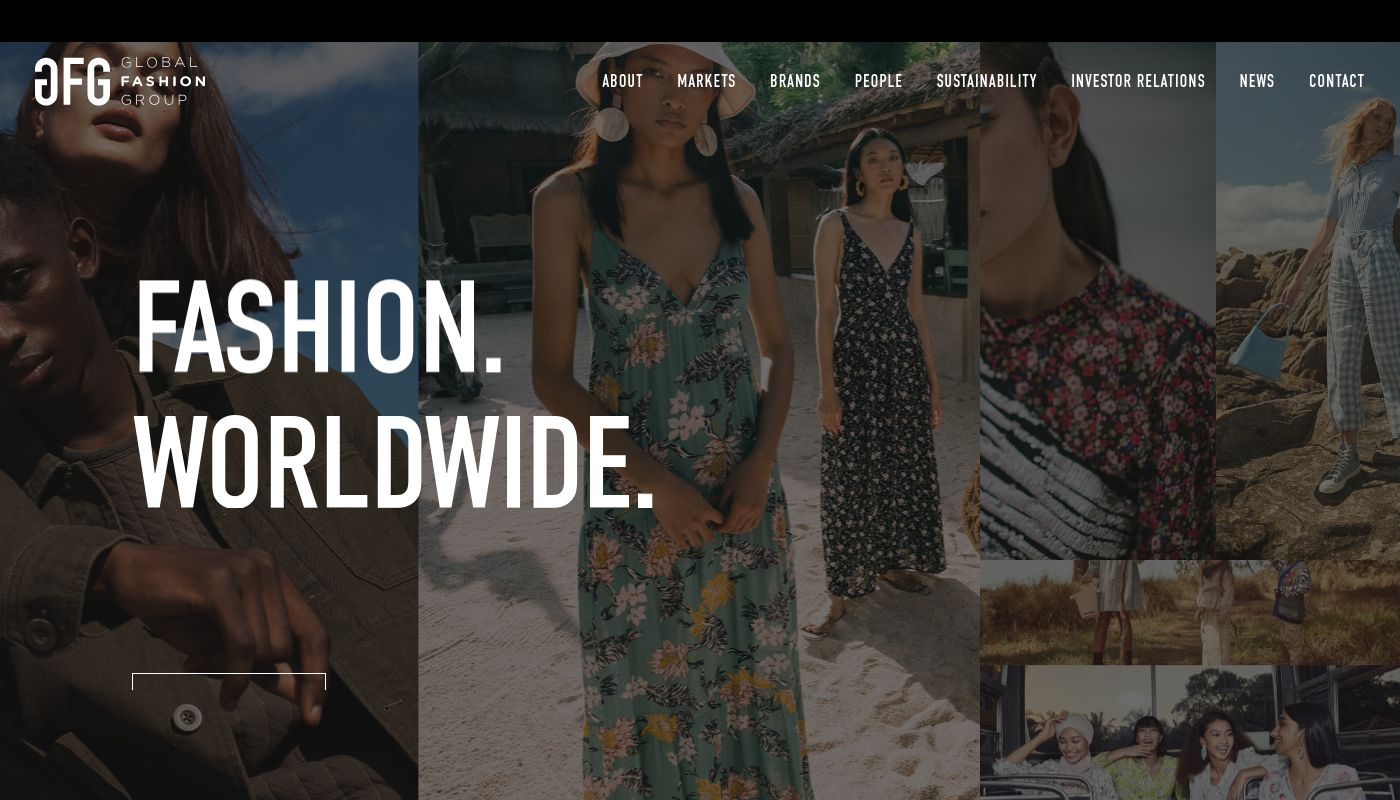 2) Global Fashion Group