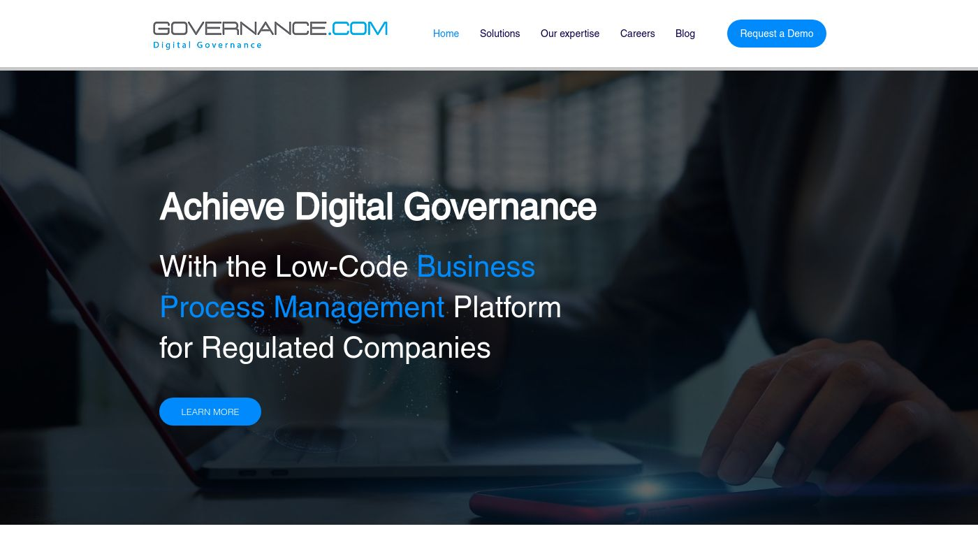 16) Governance.com