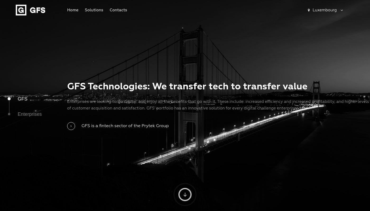 17) Global Fintech Solutions