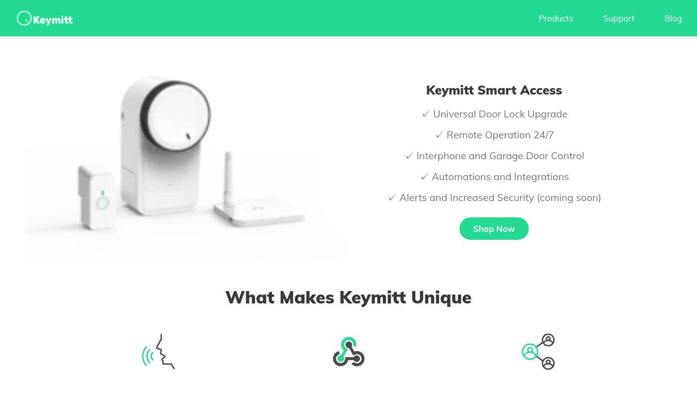 26) Keymitt
