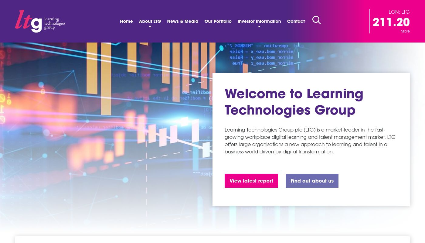 21) Learning Technologies Group