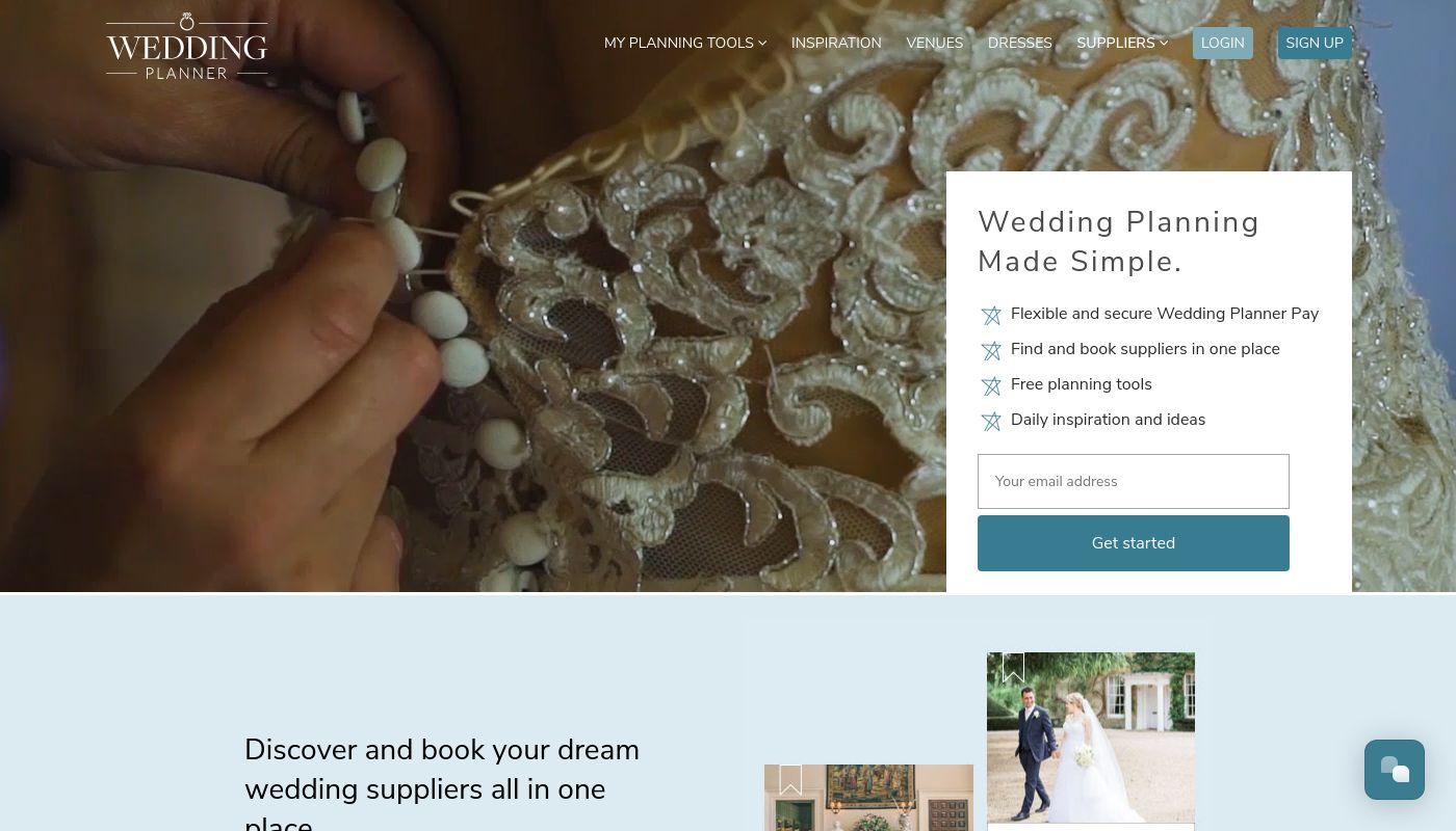 19) Wedding Planner