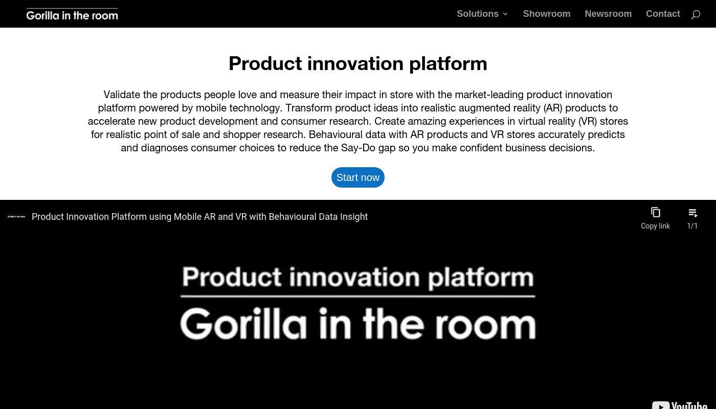 66) Gorilla In The Room