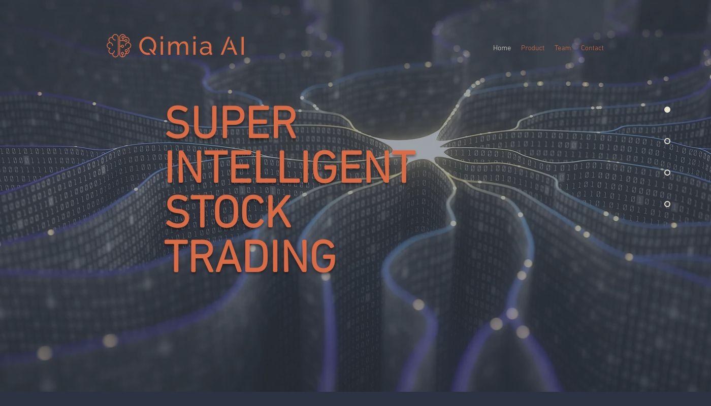 64) Qimia AI