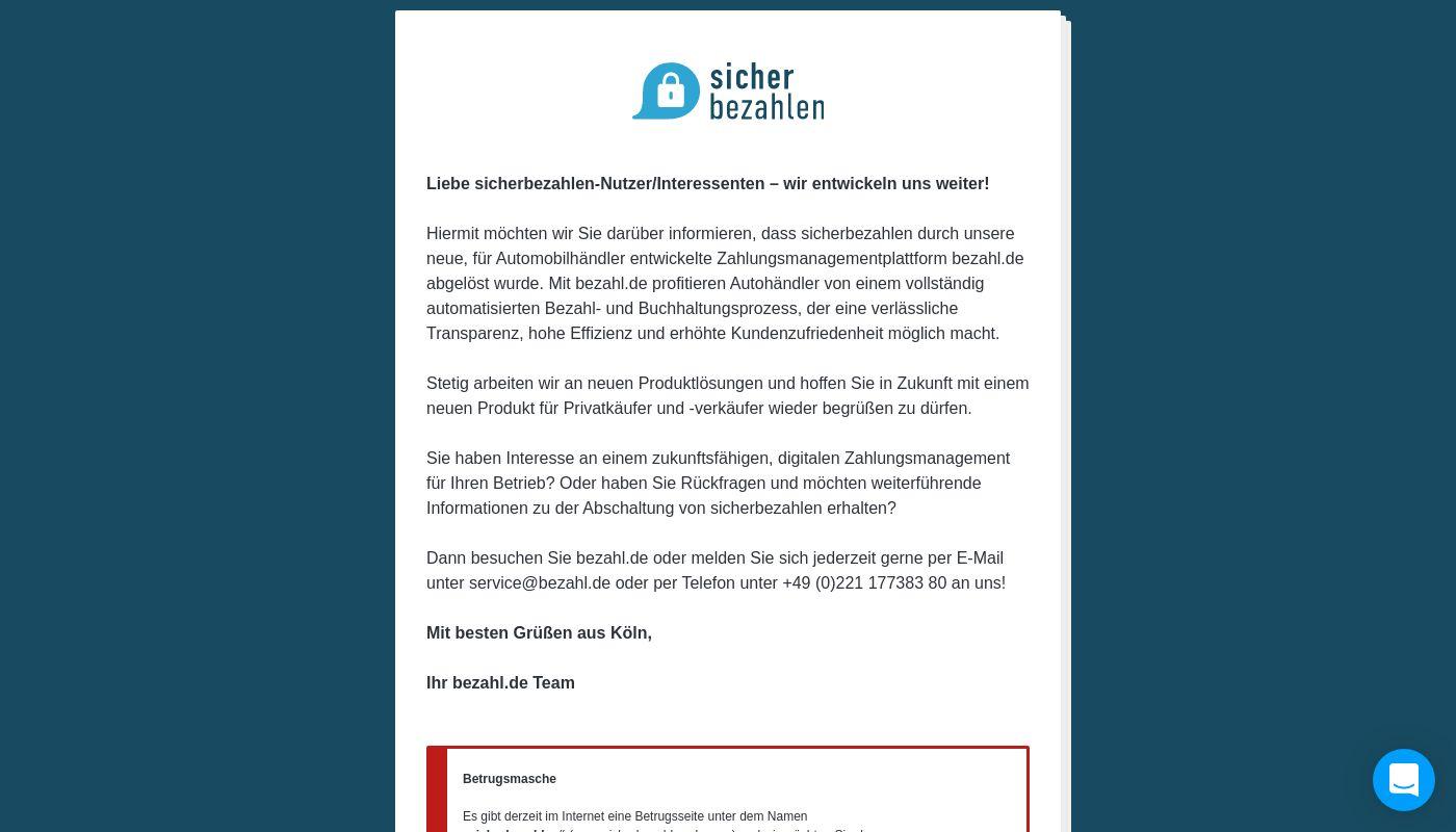 72) sicherbezahlen.de