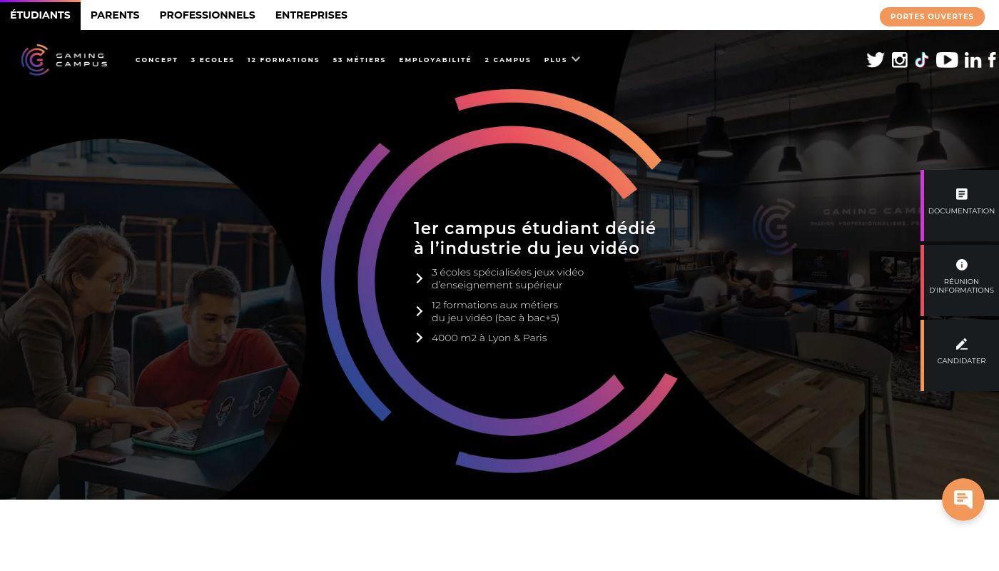 67) Gaming Campus
