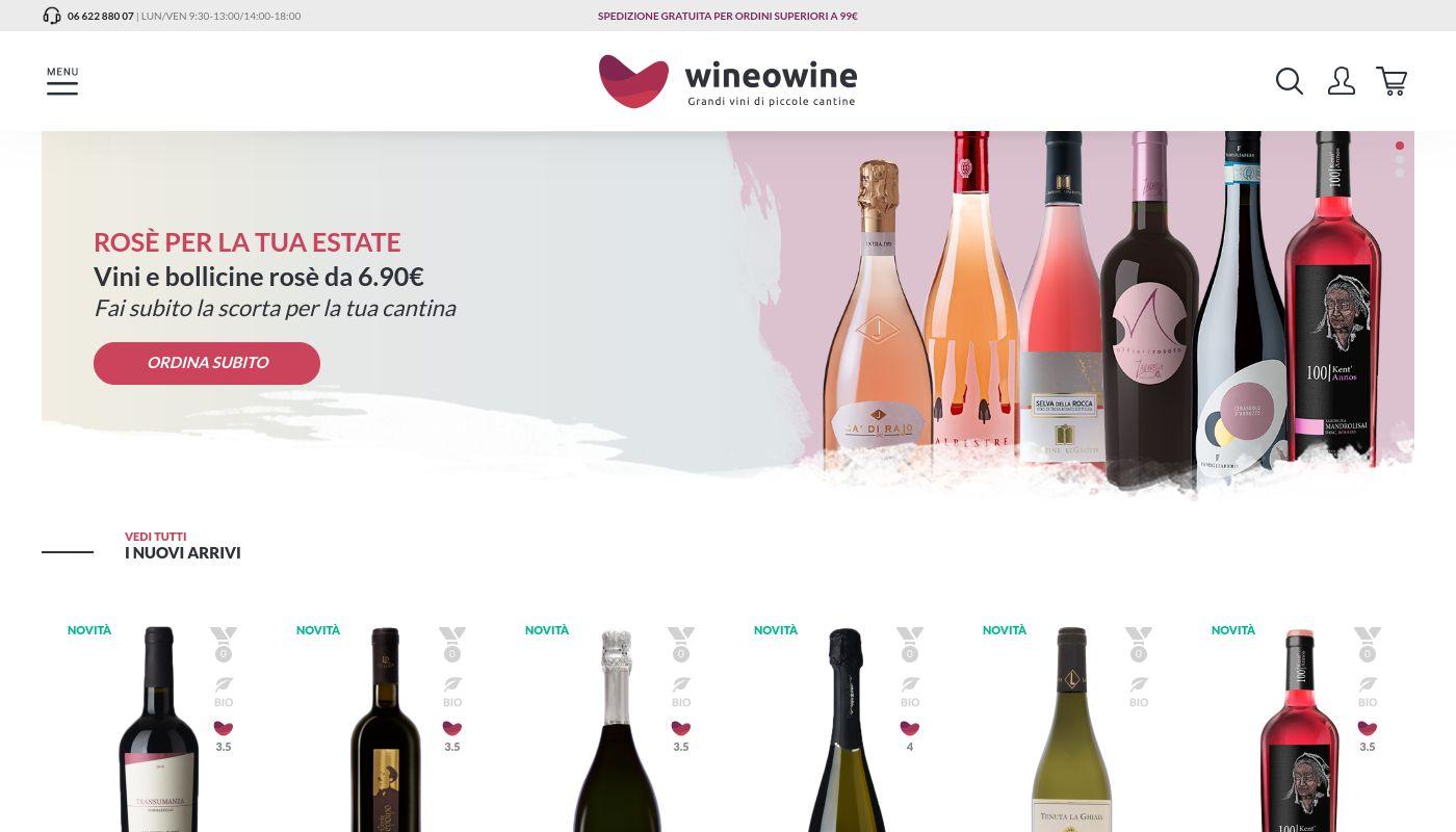 13) wineOwine