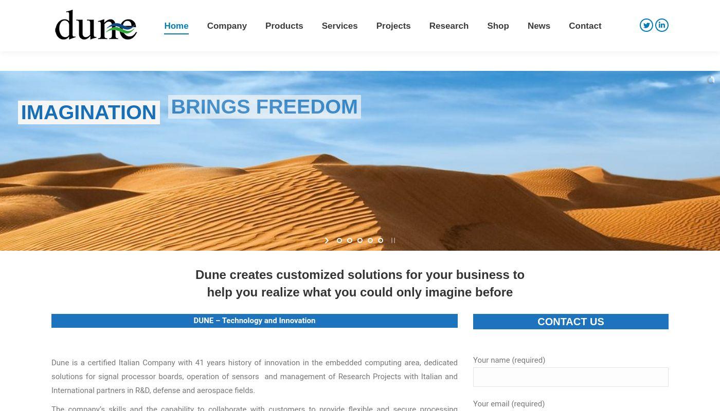 32) Dune