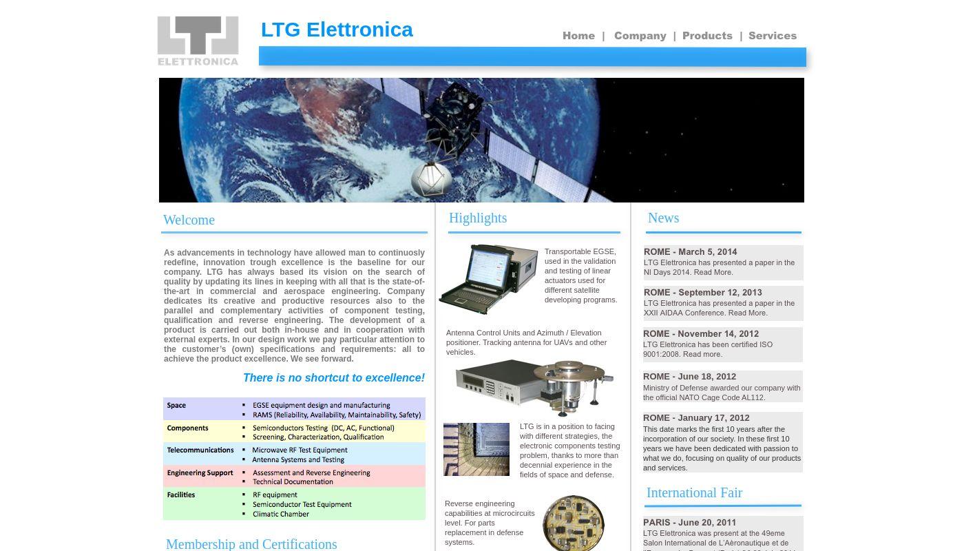 57) LTG Elettronica