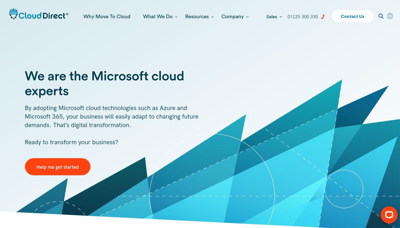 15) Cloud Direct