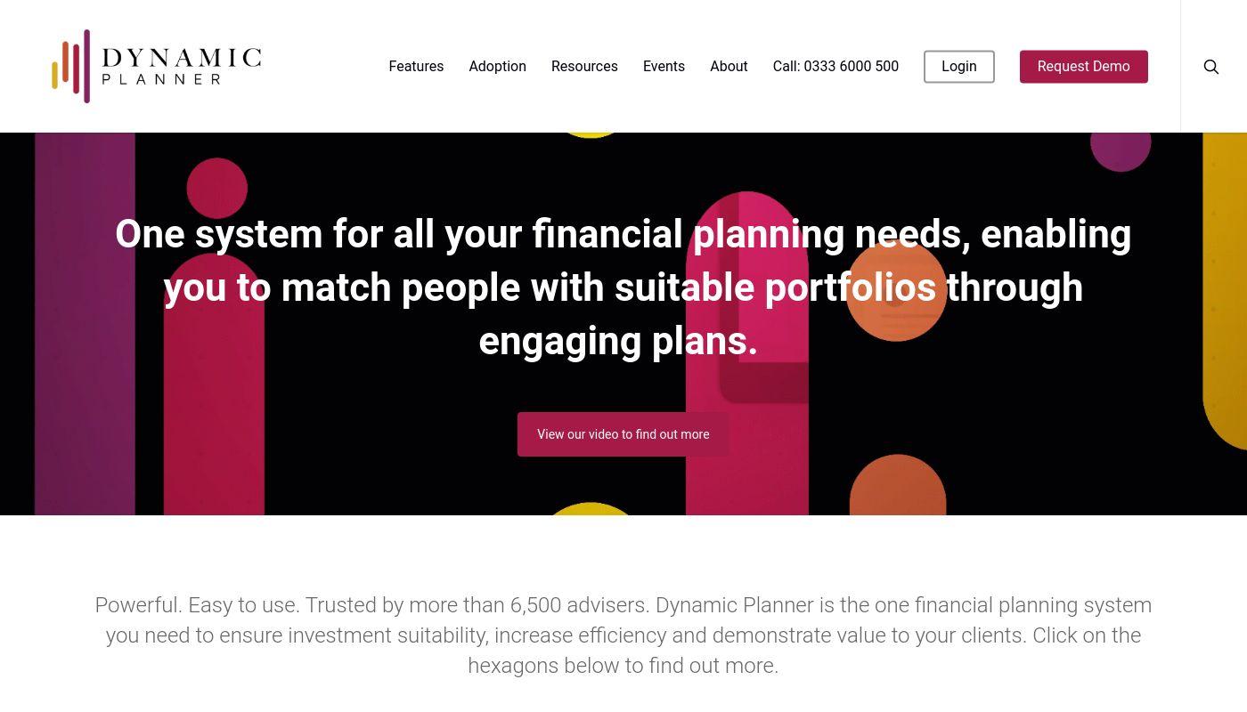 40) Dynamic Planner