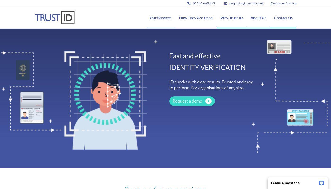 37) Trust ID