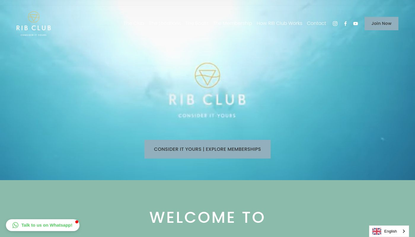 38) Rib Club Global
